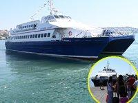 İDO'nun Tekirdağ-Marmara Adası-Avşa Adası hattı seferleri başladı