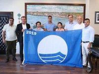 Kızkalesi ve Susanoğlu yeniden 'Mavi Bayrak'lı oldu