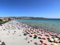 Büyükçekmece'nin plajları 'Mükemmel' olarak nitelendirildi
