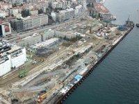Kruvaziyerler, Galataport'un açılmasını bekliyor