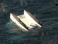 Avustralya'da katamaran alabora oldu: 3 ölü