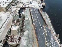 Rusya, yeni uçak gemisine güverte tipi İHA konuşlandıracak