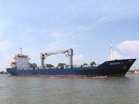 'Paksoy 1' isimli kargo gemisine deniz haydutları saldırdı, 10 mürettebatı kaçırdı...