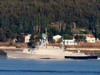 Rus savaş gemileri, Çanakkale Boğazı'ndan peş peşe geçti