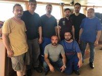 Nijerya'da saldırıya uğrayan Türk gemisinin mürettebatının sağlık durumunun iyi olduğu açıklandı