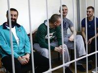 Rusya, 24 Ukraynalı denizcinin tutukluluk süresini tekrar uzattı