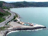 Zonguldak'ta kıyıların tel örgülerle çevrilmesine vatandaşlar, tepki gösterdi