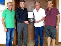 İMEAK DTO Antalya Şubesi, Kaş'ta ziyaret turuna çıktı