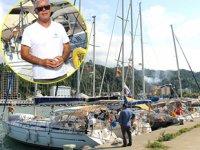 DADDralli ekibi, Gündoğdu Yat Limanı'nda mola verdi