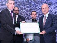 Petkim Limanı'na 4. kez 'Yeşil Liman Sertifikası' verildi