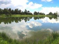 Altınpınar Limni Gölü, 'Tabiat Parkı' olmayı bekliyor
