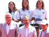 Boğaziçi Kıtalararası Yüzme Yarışı'nda şampiyonlar belli oldu