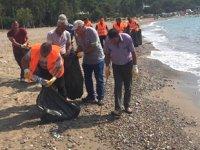 Mersin'de deniz kirliliğine soruşturma başlatıldı