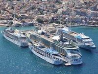 Ege Port Kuşadası ve Bodrum Cruise Port, 'Yeşil Liman Sertifikası' aldı