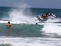 Kocaeli sahillerinde 702 kişi boğulmaktan kurtarıldı
