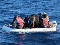 Çanakkale'de 12 düzensiz göçmen yakalandı