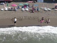 Akçakoca'da deniz suyu ölçümleri temiz çıktı