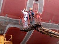 Gemi boyalarının temel gereklilikleri düzenlendi