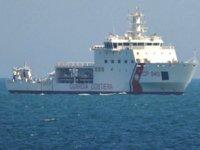 İtalya, kendi Sahil Güvenlik gemisini limana yanaştırmıyor
