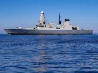 HMS Duncan isimli İngiliz savaş gemisi Hürmüz Körfezi'ne ulaştı