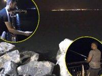 Balık çiftliğinin ağları yırtıldı, 5 ton levrek denize karıştı
