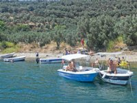 Marmara Adası sakinleri, midye çiftlikleri için dava açtı