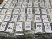 Almanya'da konteyner gemisinde 4,5 ton kokain ele geçirildi