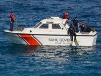 İzmir'de teknesini terk etmeyen kaptan hayatını kaybetti