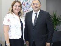 Bahçeşehir Üniversitesi'nin Yeni Rektörü Prof. Dr. Şirin Karadeniz, ilk röportajını Deniz Haber Ajansı'na verdi