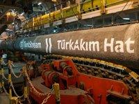 TürkAkım Alım Terminali'nin yüzde 95'i tamamlandı