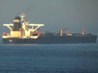 Cebelitarık, ABD'nin İran tankerini alıkoyma talebini reddetti