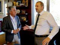 İMEAK DTO Antalya Şubesi yoğun çalışıyor