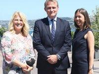 David Loosley, Bahçeşehir Global ile yaptıkları ortaklarını WomanTV'ye anlattı