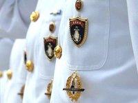 Deniz Kuvvetleri Komutanlığı'na 25 amiralin ataması yapıldı
