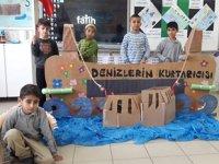 Çocuklar, STEAM ile denizleri koruyacak