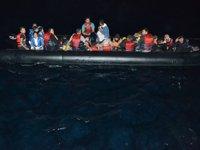Edirne'de 68 düzensiz göçmen yakalandı