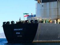 'Adrian Darya-1' isimli İran petrol tankeri, Mersin Limanı'na yönlendirildi