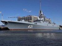 Amiral Kasatonov fırkateyni son testler için sefere çıkacak