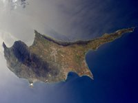 Buzlar erirse Kıbrıs üçe bölünecek
