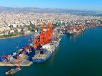 Mersin Limanı'na uğrayan gemi sayısı azaldı