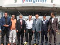 Negmar, Yalovaspor'a sponsor oldu