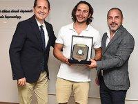 Yusuf Öztürk, İzmir'e 'Deniz Müzesi' kurulacağının müjdesini verdi