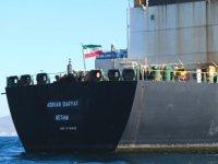 'Adrian Darya 1' isimli İran tankerinin yeni rotası belli oldu