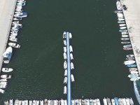 'Yüzen iskele' çözümü balıkçıları mutlu etti