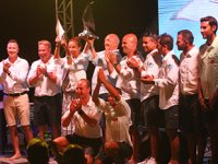 Arkas Aegean Link Regatta Yarışları sona erdi