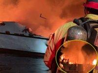 Santa Cruz Adası'nda yolcu gemisinde yangın çıktı: 34 ölü...
