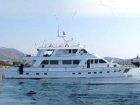 Fikret Orman, 'La Paradiso' adlı teknesine kavuştu
