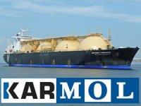 KARMOL, ilk LNG gemisini satın aldı ve FSRU'ya çevirmek için tersaneye çekti
