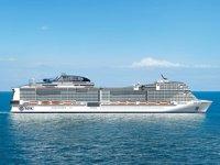 MSC Grandiosa, ilk deniz testlerini başarıyla geçti