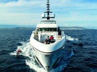 Bilgin Yachts, mega yat inşasında doğa dostu ürünler tercih ediyor